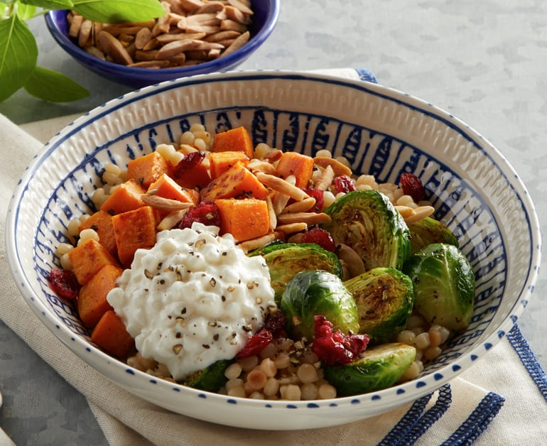 View recommended Warm Winter Veggie Bowl recipe