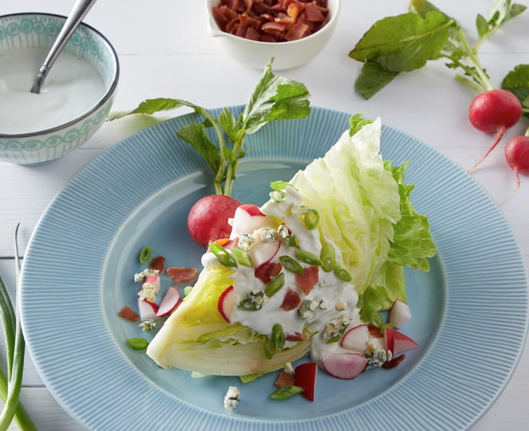 Thumbnail image for Blue Cheese Wedge Salad