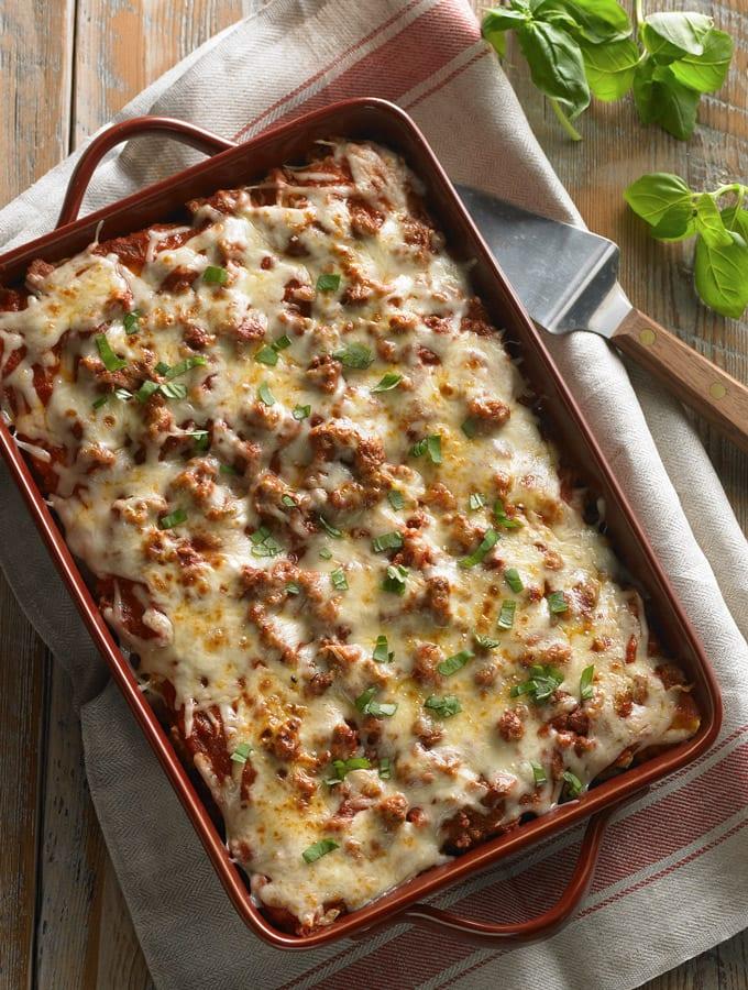 Easy Cheesy Lasagna slider image 2