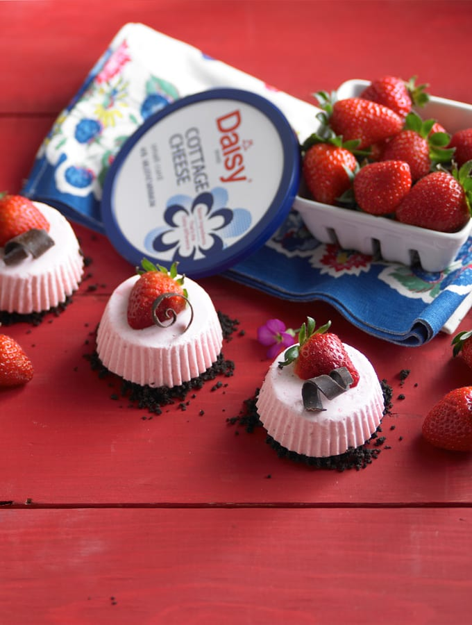 Frozen Strawberry Cheesecake slider image 2