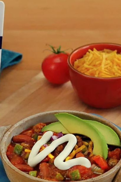 Hearty Lean Chili thumbnail