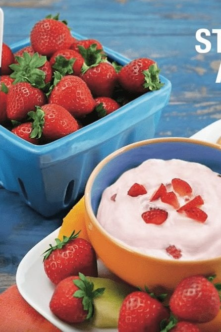 Strawberry Agave Dip