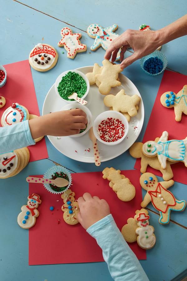 Sugar Cookies Holiday