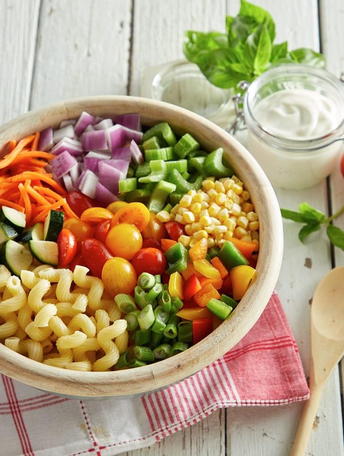 Summer Macaroni Salad slider image 2