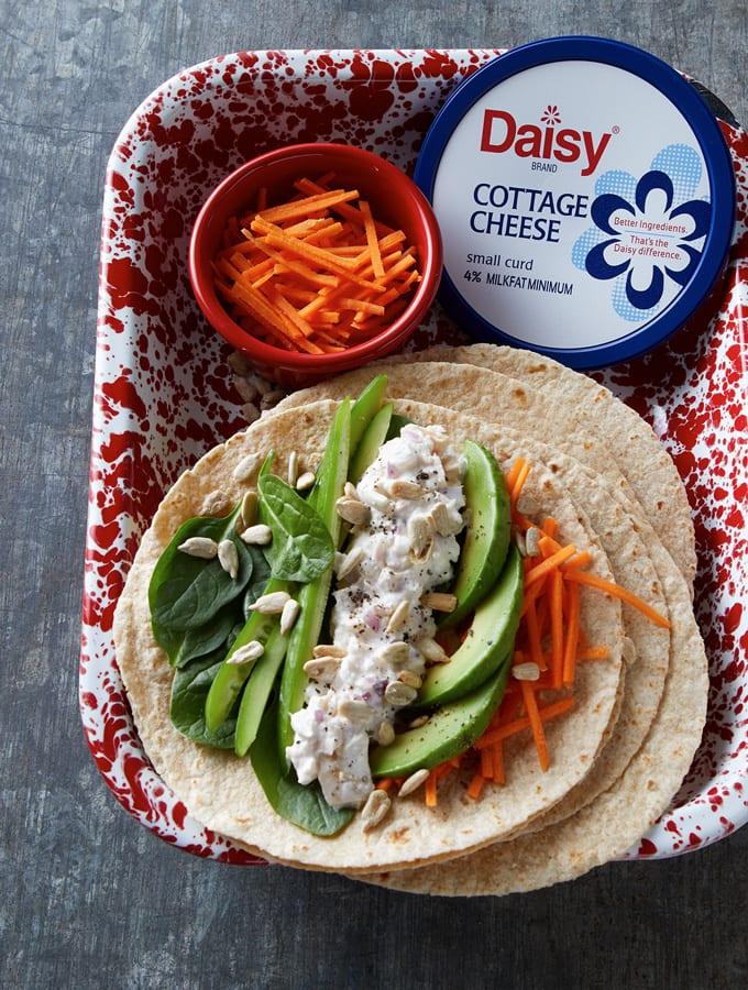 Tuna and Cheese Salad slider image 2