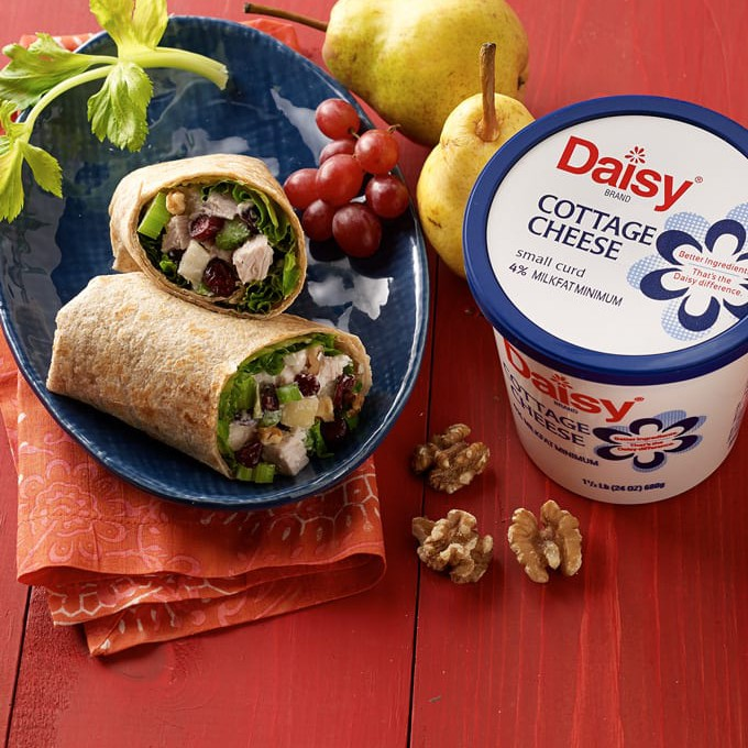 Turkey Salad Rollups
