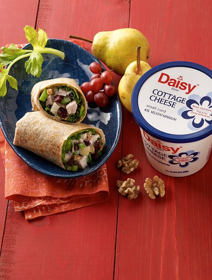 Turkey Salad Roll-Ups slider image 2