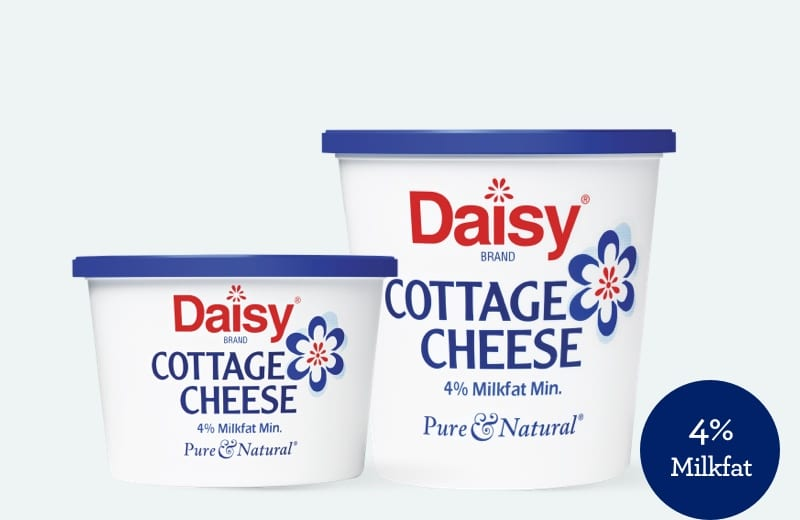 Cottage Cheese with 4% Milkfat