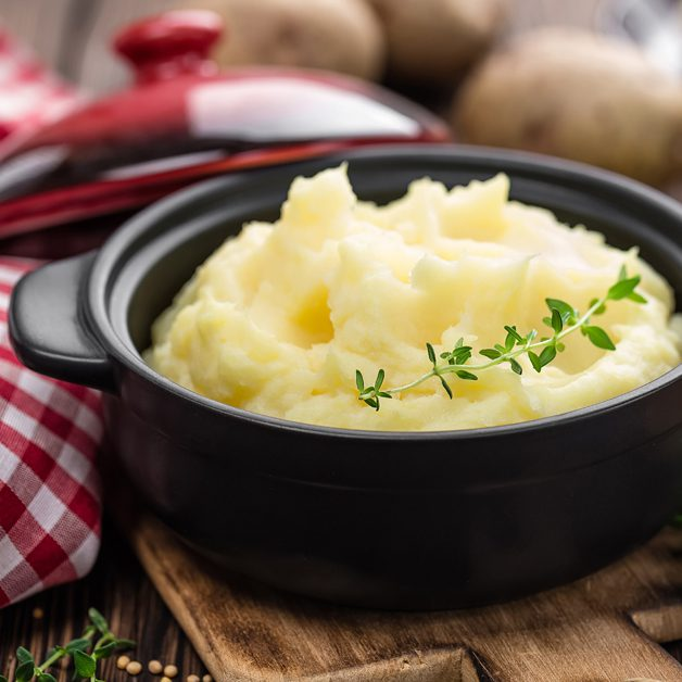 Click to open Sour Cream Mashed Potatoes recipe